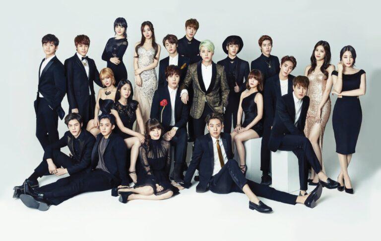 The Best Korean Entertaining Companies