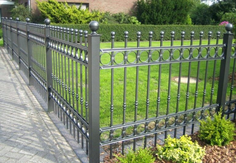 Iron Fencing and Benefits of it