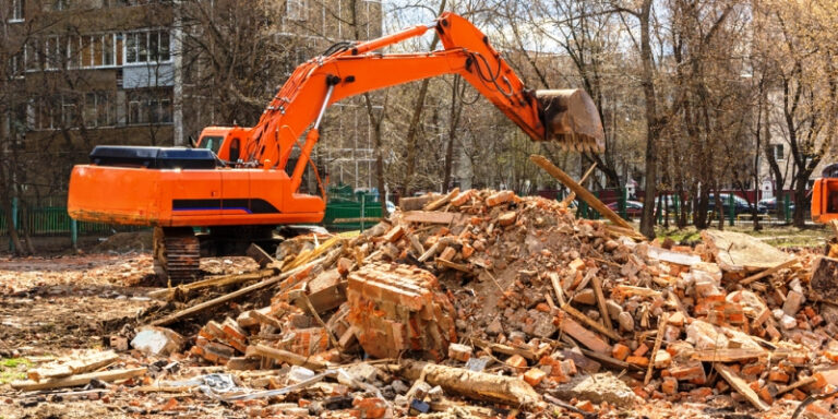 Construction Waste Management: An Overview