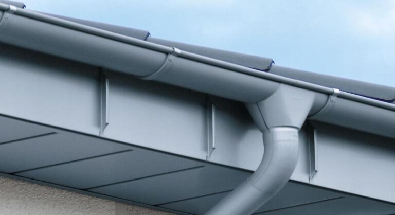 The 3 Best Types of Gutters for Your Home