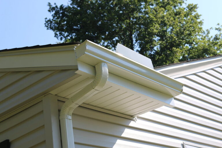 Leaking Gutter: Repair or Replace the Leaking Gutter?