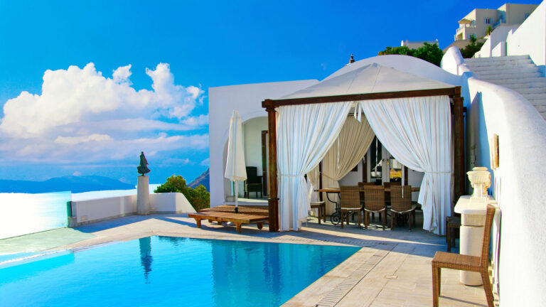 Where to Stay in Greece
