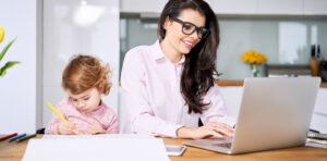 Serious Jobs for Moms to Do from Home
