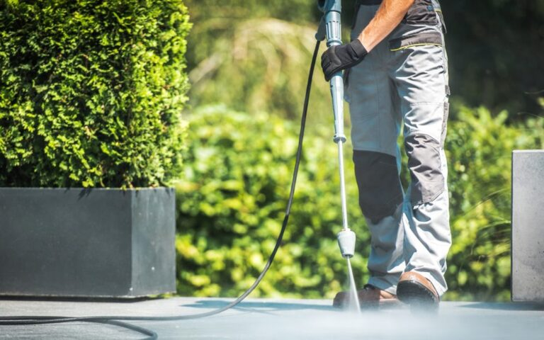 Major Facts to Know about Pressure Washing
