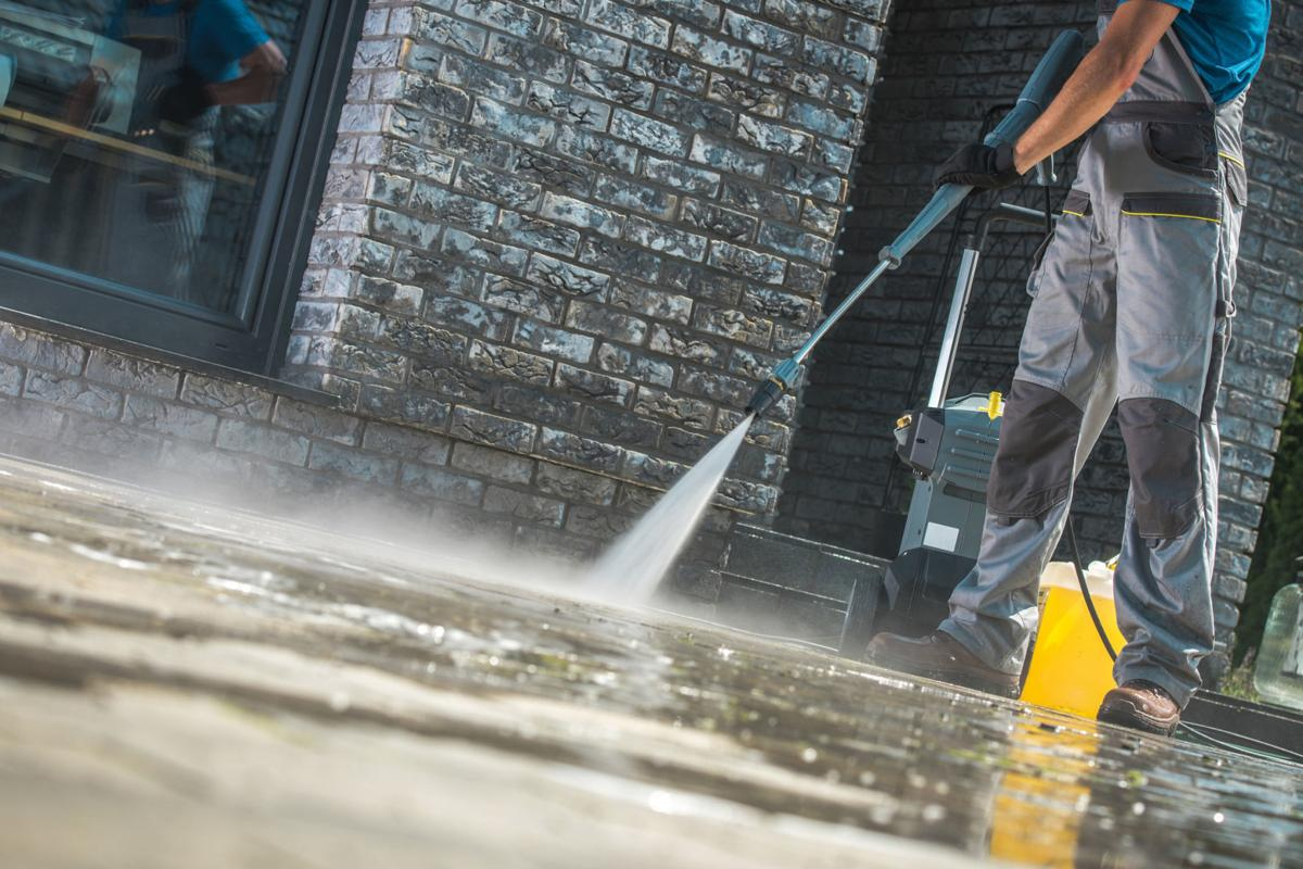 The Benefits of Pressure Washing